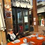 Foto de Teteria Restaurant Alhambra