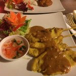Delicous Chicken satay