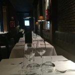 Interior del restaurante Balthazar