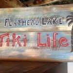 Flathead Lake TIki Life
