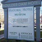 Boulder Dam Museum / Hotel