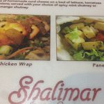 Foto de Shalimar Indian Restaurant