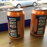 Have a cold Irn Bru to wash it all down!