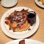 Maple Bacon Pancake Combo