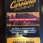 Foto van Sweet Caroline's Bar-N-Que