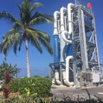 Ocean Thurmal Energy Towern (OTEC) Tower