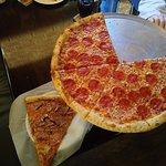 Huge, Delicious Pizza
