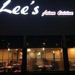 Lee's Asian Cuisine