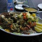Lobster Mornay
