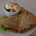 Pimento and Cheese Sandwich