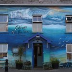 Front of Eithna's Seafood Restaurant