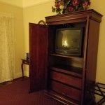 TV armoir
