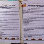 Bild från Baguetteria del Fico
