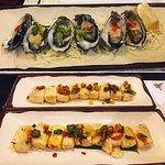 oysters & tofu