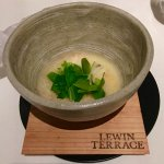 Crustacean Royal : Chawanmushi with crabs and fishcake