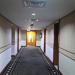 View of corridor on first floor