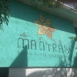 Foto de Mantras Veggie Cafe and Tea House