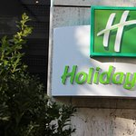 Holiday Inn Logo Eingang