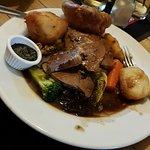 My lamb roast