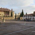 Plaza de Garrovillas y hospedería