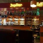 Bar by Midi Train station
