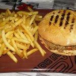 Cheese Burger avec pain maison L ESTANGO 💓💓