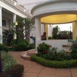 Lanslot garden on floor 23