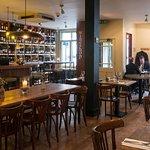 Vinoteca Marylebone interior