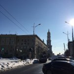 Kharkiv şehir manzaraları