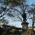 田中吉政公像