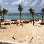 Jan Thiel Beach Foto