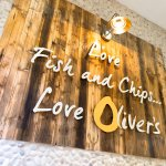LOVE FISH & CHIPS.....LOVE OLIVER'S!
