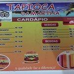 Photo of Tapioca da Martha