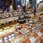 Locally made preserves