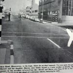 This is where the accident happened in 1967