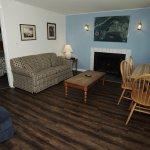 2 Bedroom Suite Living Room