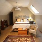 Sky-lights in the manor house single/double room