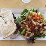 2 For You - Monterey Chicken and Sweet Honey Pecan salad