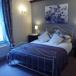 Room 2, standard double in relaxing neutral greys