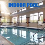 Heated Indoor Pool and Hot tub!!