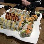 Mixed Maki!