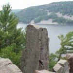 Bilde fra Devil's Lake State Park