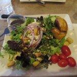 Mediterrean Salad- WONDERFUL !