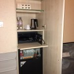 Mini Bar and Safe in Room