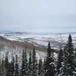 View from Quicksilver gondola