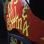 Kips Grill Sign!