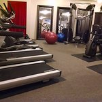 Fully Equipped 24-Hour Fitness Center