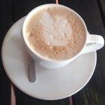 My favourite chai latte.