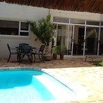 Nice small pool