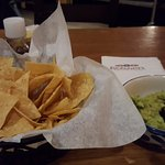 Chips and Guacamole to order